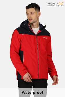 Regatta Red Highton Stretch Waterproof Jacket