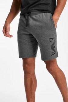 Emporio Armani Loungewear Grey Shorts