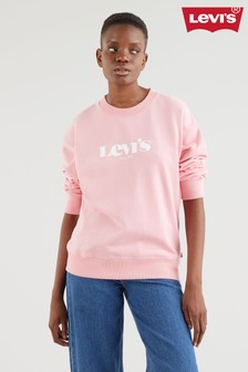 Levi's® Pink Modern Vintage Crew Neck Sweater