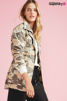Superdry Desert Camo Rookie Jacket