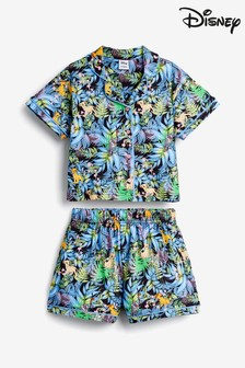 Lion King Button Through Pyjamas (2-16yrs)
