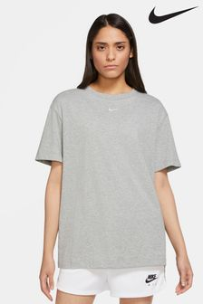 Nike Essential Grey Boyfriend T-Shirt