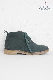 Seasalt Green Rocky Shore Boots