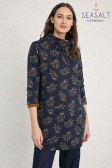 Seasalt Blue Gwenver Sweatshirt