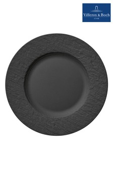 Villeroy & Boch Manufacture Rock Dinner Plate