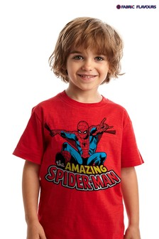 Fabric Flavours Red Amazing Spider-Man™ T-Shirt