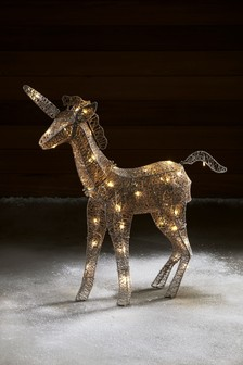 Light Up Glitter Unicorn