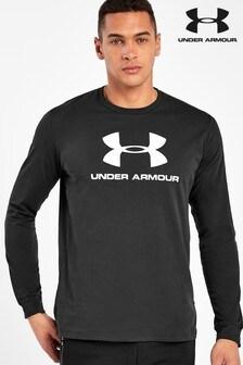 Under ArmourLangärmligesT-Shirt mit Logo
