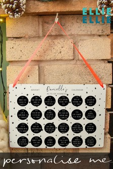 Personalised Adult Acts Of Kindness Advent Calendar by Ellie Ellie