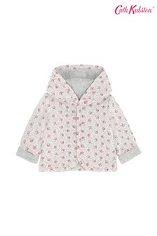 Cath Kidston® Baby Provence Rose Quilted Jacket