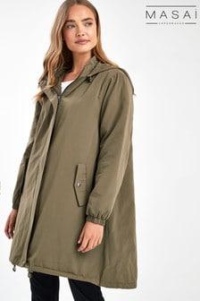 Masai Khaki Tomasa Coat