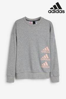 adidas BOS Crew Neck Sweater
