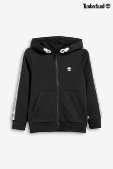 Timberland® Black Zip Hoody