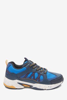 Elastic Lace Utility Trainers (Older)