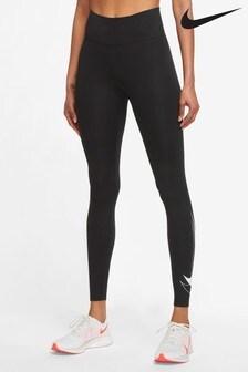 Nike Swoosh 7/8 Running Leggings