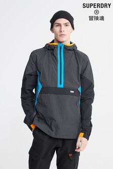 Superdry City Neon Overhead Cagoule