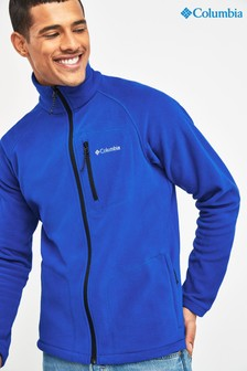 Columbia Fast Trek Full Zip Fleece Top