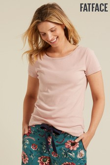 FatFace Pink Maple T-Shirt
