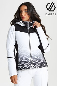 Dare 2b Iceglaze Waterproof And Breathable Ski Jacket