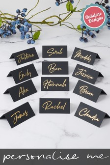 Personalised Place Setting by Oakdene Designs