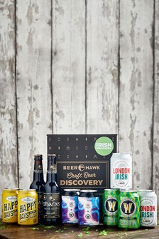 Beer Hawk Irish Craft Beer Discovery Case