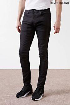 River Island Black Skinny Jeans