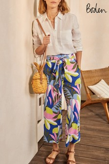 Boden Pink Caithness Trousers
