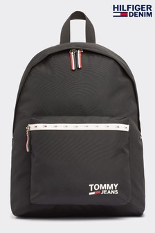 Tommy Jeans Black Cool City Backpack