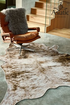 Texas Faux Cowhide Rug by Asiatic Rugs