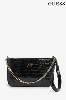Guess Katey Mini Zip Shoulder Bag