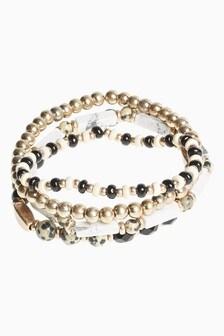 Stretch Bead Bracelet Pack