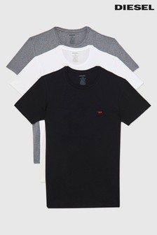 Diesel® Multi T-Shirts Three Pack