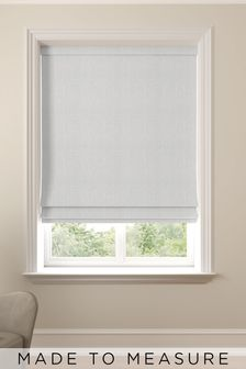 Reeve Platinum Natural Made To Measure Roman Blind