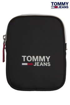 Tommy Jeans Black Cool City Compact Bag