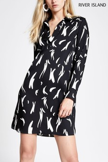 River Island Devito Swing Dress
