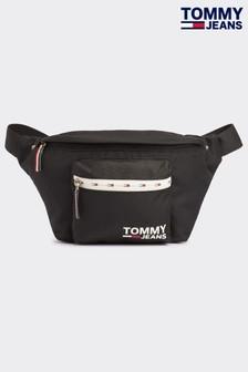 Черная сумка на пояс Tommy Jeans Cool City