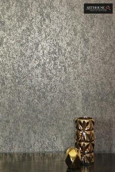 Arthouse Bronze Texture Kiss Bronze Metallic Foil Wallpaper