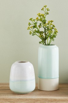 Set of 2 Reactive Vases