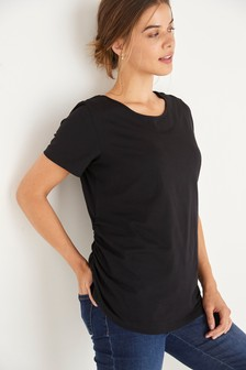 Maternity/Nursing Organic Layer Top