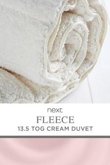 Super Soft Fleece 13.5 Tog 13.5 Tog Duvet