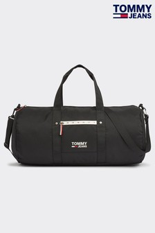 Tommy Jeans Black Cool City Duffle Bag