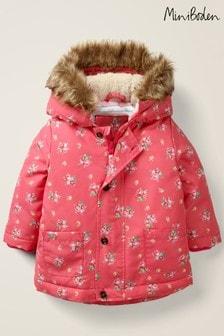 Boden粉色3合1 舒適夾克外套
