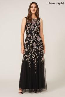 Phase Eight Multi Jacqueline Embellished Tulle Dress