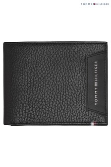 Tommy Hilfiger Black Downtown Mini Wallet