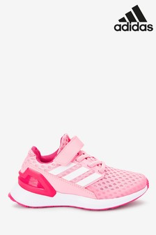 adidas Run RapidaRun Junior Velcro Trainers