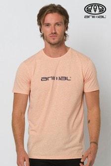 Animal Orange Marrly Graphic T-Shirt