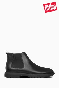 FitFlop™ Black Lamont Chelsea Boots
