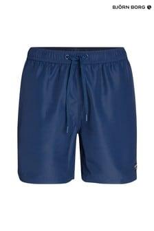 Bjorn Borg Navy Classic Swim Shorts