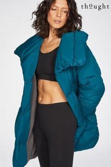 Thought Blue Phebe Padded Coat