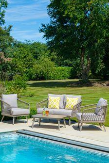 Sarasota Lounge Set By LG Outdoor